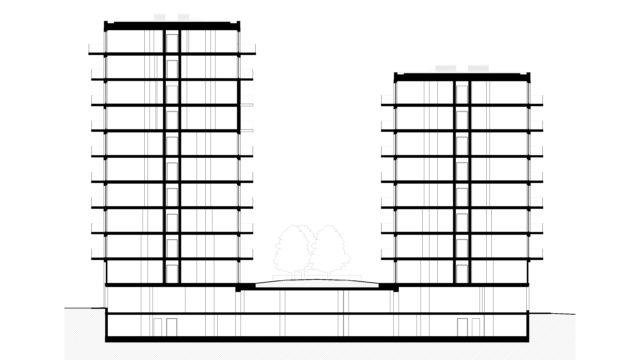 RESIDENTIAL BUILDING IN BÁRD UTCA