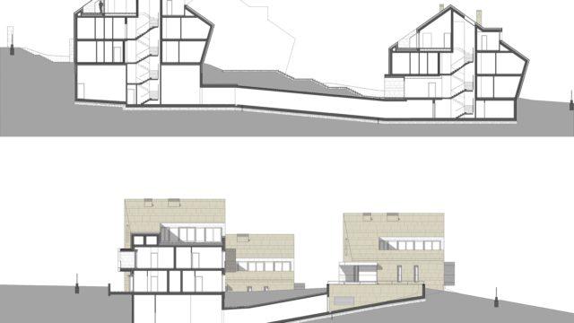 RESIDENTIAL BUILDING IN GYÓGYFŰ UTCA