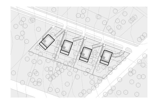 HARSÁNYLEJTŐ RESIDENTIAL BUILDING COMPLEX