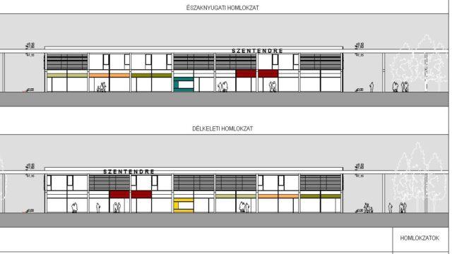 SZENTENDRE SUBURBAN RAILWAY AND BUS TERMINAL