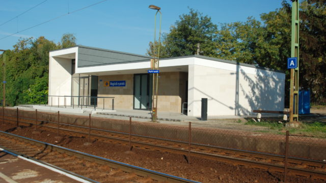 120A RAILWAY LINE NEW STATIONS