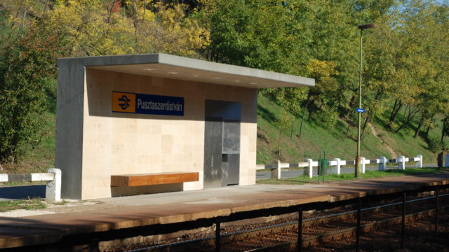 120A RAILWAY LINE NEW PLATFORM CANOPIES