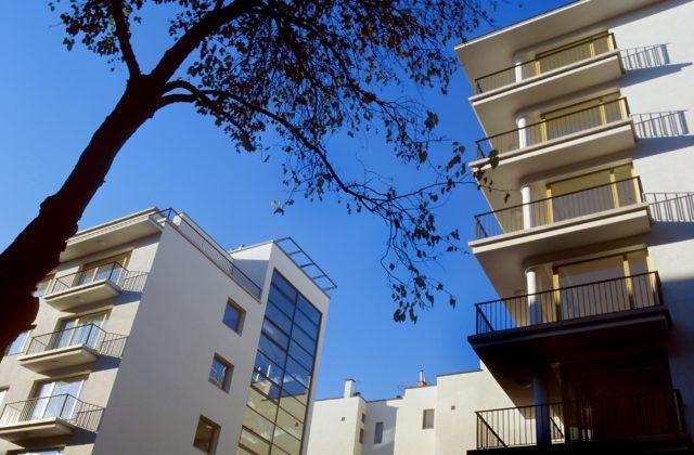 RESIDENTIAL BUILDING IN KAPÁS UTCA