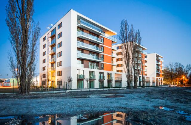 RESIDENTIAL BUILDING IN ROZSNYAI UTCA