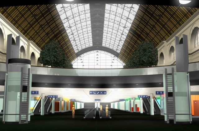 KELETI RAILWAY STATION RECONSTRUCTION