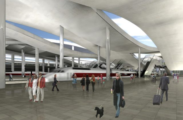 KELENFÖLD RAILWAY STATION COMPETITION